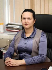 Крюкова Елена Валерьевна
